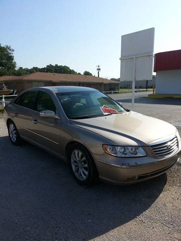2008 Hyundai Azera for sale in Weatherford, TX