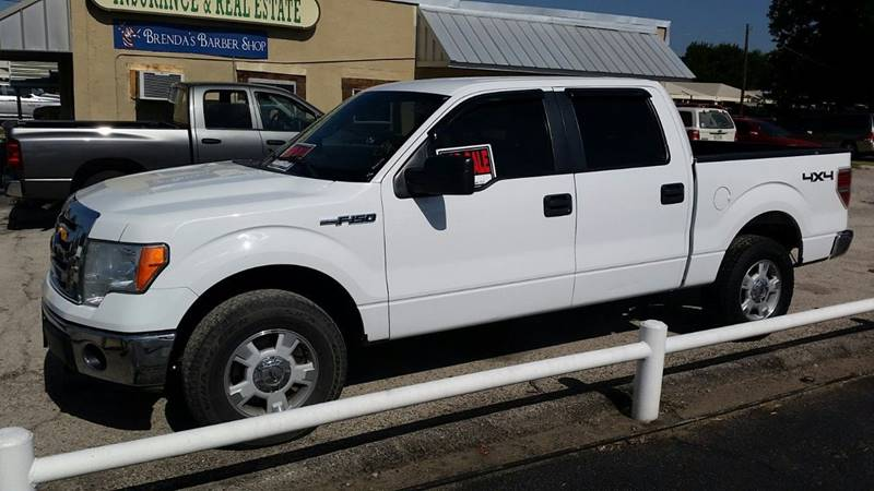 2011 Ford F-150 4x4 XLT 4dr SuperCrew Styleside 5.5 ft. SB - Weatherford TX