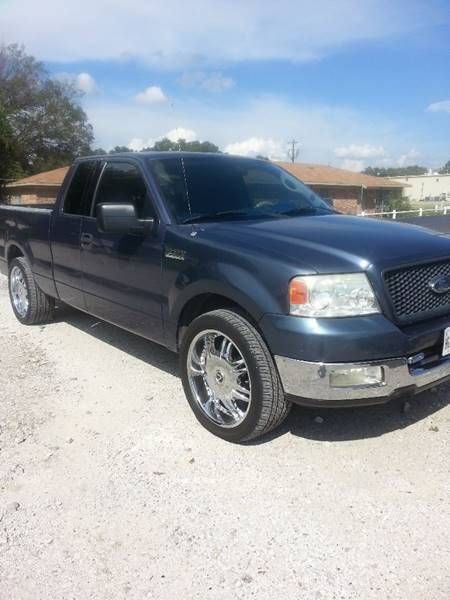 2004 Ford F-150 4dr SuperCab XLT Rwd Styleside 6.5 ft. SB - Weatherford TX