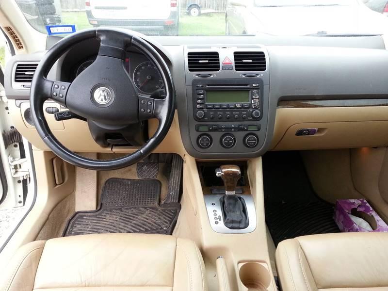 2005 Volkswagen Jetta 4dr New TDI Turbodiesel Sedan - Weatherford TX