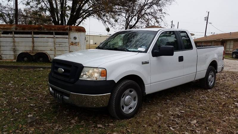 2008 Ford F-150 4x2 XL 4dr SuperCab Styleside 6.5 ft. SB - Weatherford TX