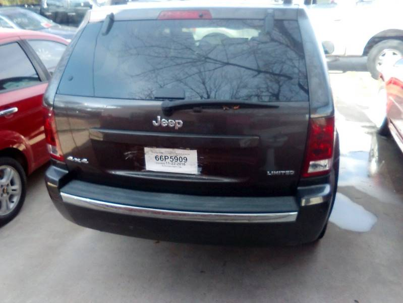 2005 Jeep Grand Cherokee 4dr Limited 4WD SUV - Weatherford TX