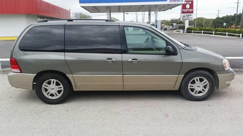 2004 Ford Freestar Limited 4dr Mini-Van - Weatherford TX