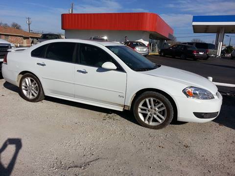2010 Chevrolet Impala for sale in Weatherford, TX