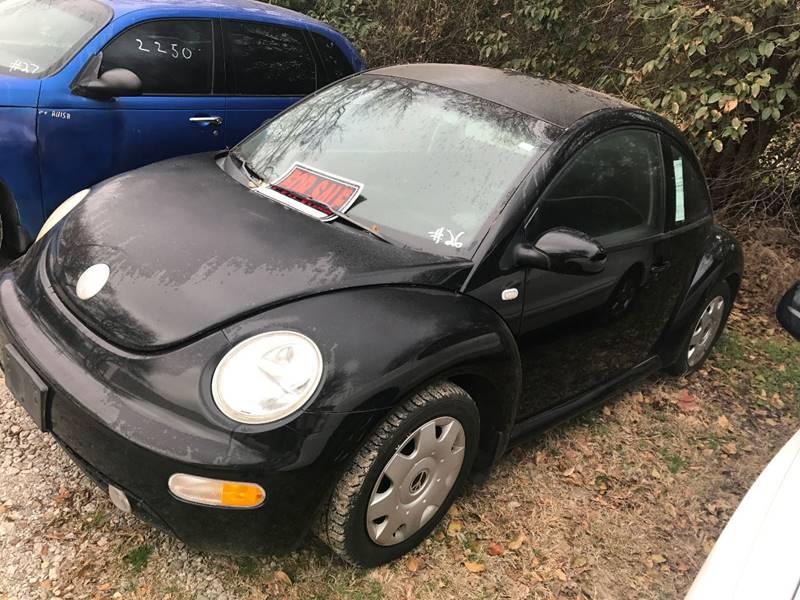 2002 Volkswagen New Beetle GLS 2dr Hatchback - Weatherford TX