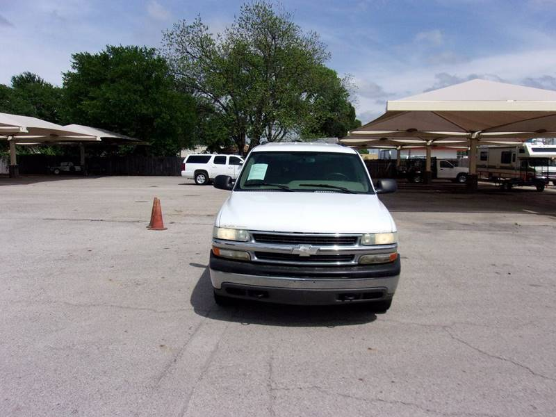 2004 Chevrolet Tahoe 4dr 4WD SUV - Weatherford TX