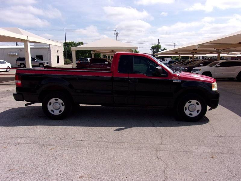 2006 Ford F-150 STX 2dr Regular Cab Styleside 6.5 ft. SB - Weatherford TX