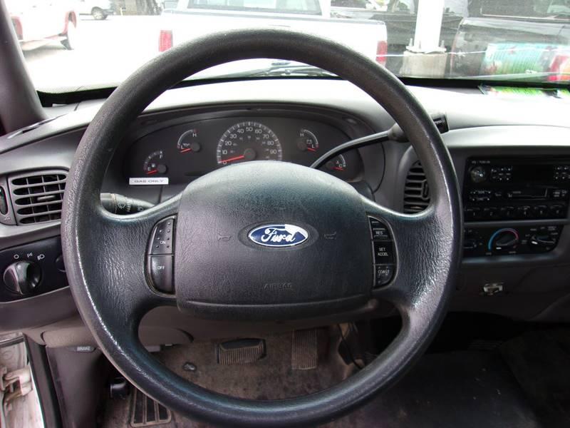 2003 Ford F-150 4dr SuperCab XL Rwd Styleside SB - Weatherford TX