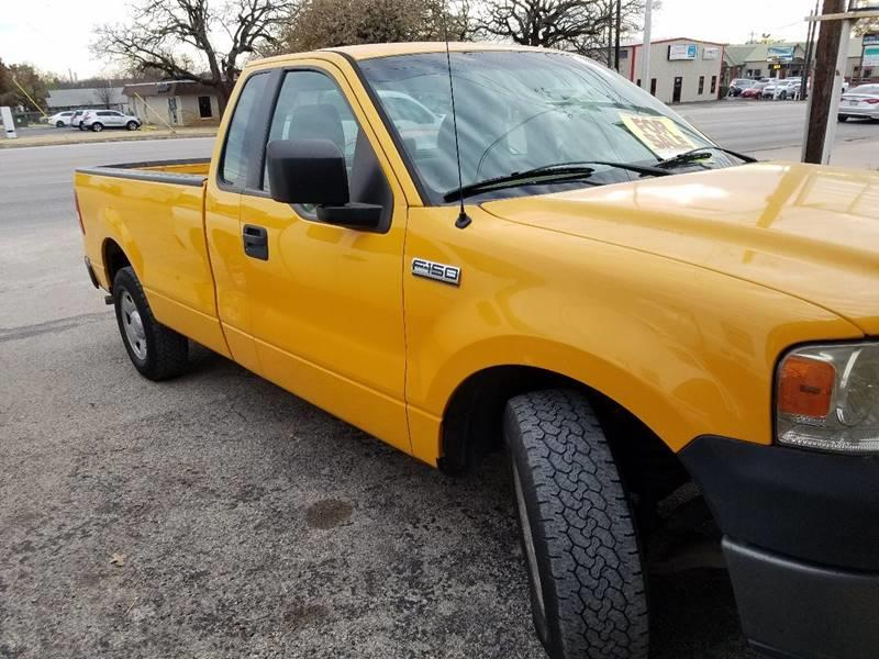 2008 Ford F-150 4x2 XL 2dr Regular Cab Styleside 6.5 ft. SB - Weatherford TX