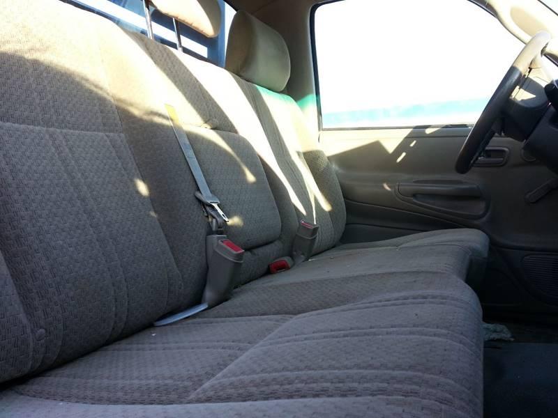 2005 Toyota Tundra 2dr Standard Cab RWD LB V6 - Weatherford TX