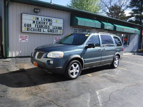 2005 Pontiac Montana SV6 for sale in Loves Park, IL