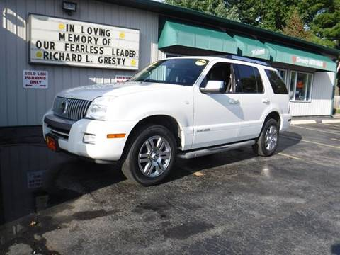 2010 Mercury Mountaineer for sale in Loves Park, IL