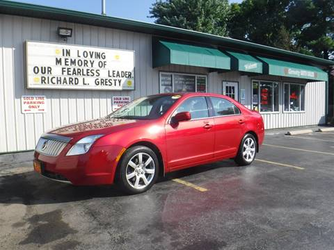 2011 Mercury Milan for sale in Loves Park, IL
