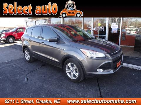 Ford Escape For Sale In Omaha Ne