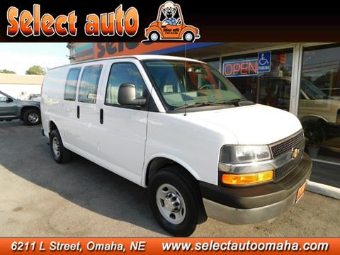 2015 Chevrolet Express Cargo for sale in Omaha, NE