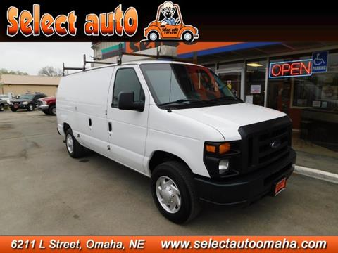 2013 Ford E-Series Cargo for sale in Omaha, NE