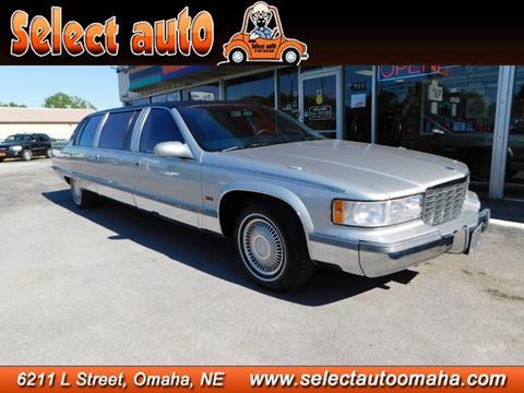 1996 Cadillac Fleetwood for sale in Omaha, NE