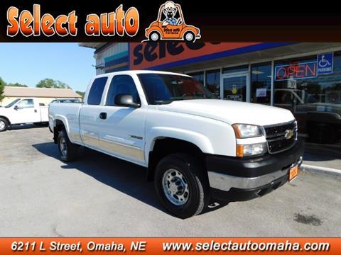 2007 Chevrolet Silverado 2500HD Classic for sale in Omaha, NE