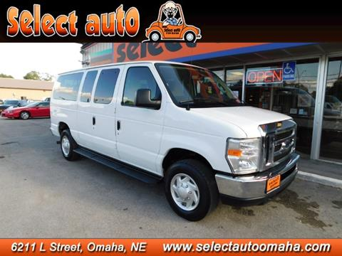 2012 Ford E-Series Wagon for sale in Omaha, NE