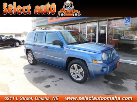 2007 Jeep Patriot Sport for sale at Select Auto in Omaha NE