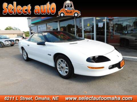1994 Chevrolet Camaro Z28 for sale at Select Auto in Omaha NE