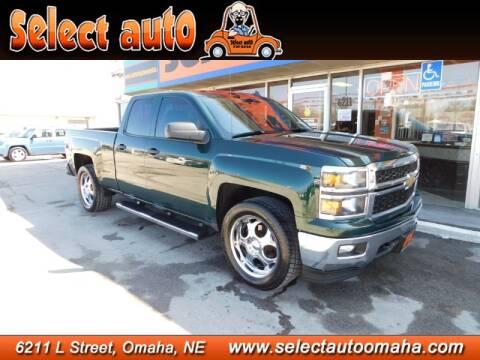 2014 Chevrolet Silverado 1500 LT for sale at Select Auto in Omaha NE