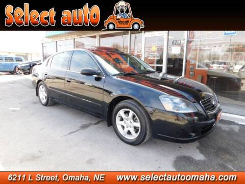 2006 Nissan Altima 2.5 S for sale at Select Auto in Omaha NE