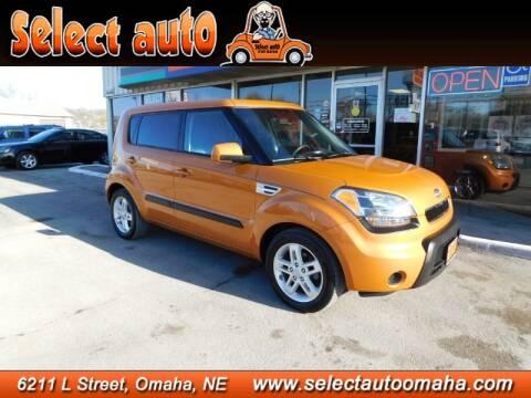 2011 Kia Soul + for sale at Select Auto in Omaha NE