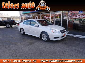 2012 Subaru Legacy for sale in Omaha, NE