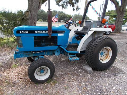 1999 New Holland 1720