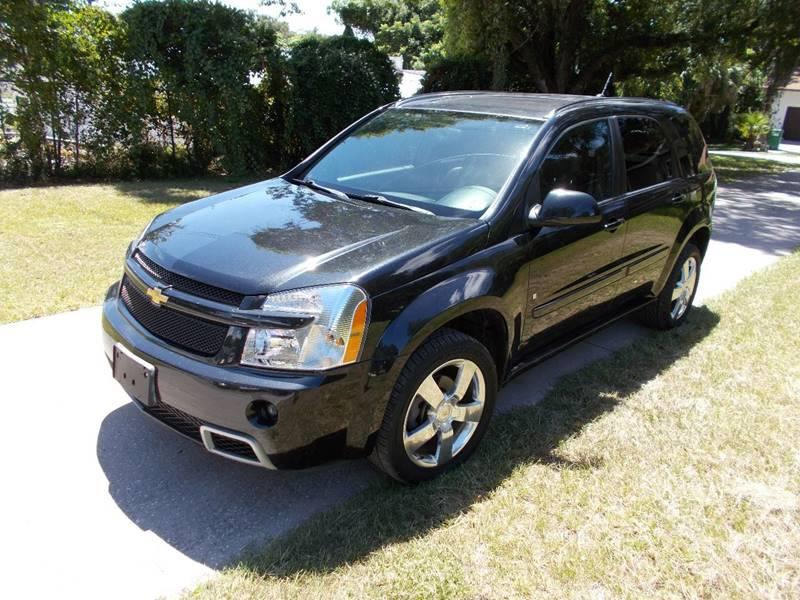 2008 Chevrolet Equinox for sale at LANCASTER'S AUTO SALES INC in Fruitland Park FL