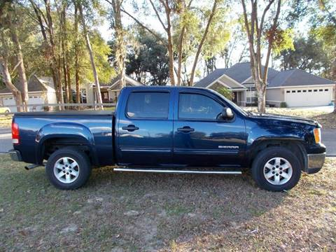 2009 GMC Sierra 1500 for sale at LANCASTER'S AUTO SALES INC in Fruitland Park FL