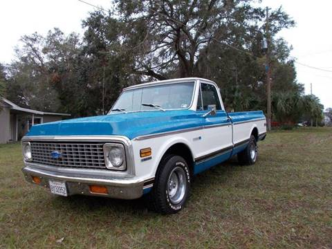Chevrolet CK Series For Sale Carsforsalecom - Square body chevy for sale