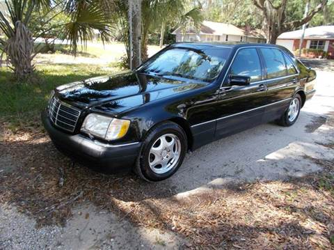 1997 Mercedes-Benz S-Class for sale in Fruitland Park, FL