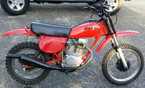 1979 Honda XR80