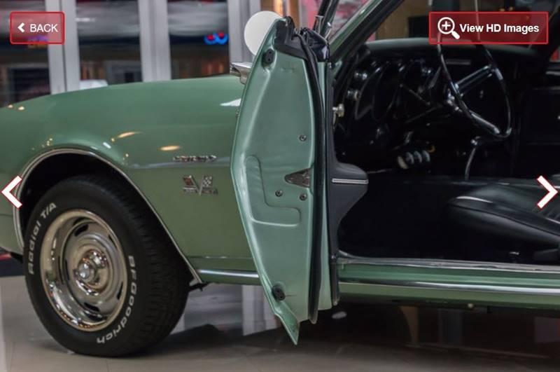 1967 Chevrolet Camaro SS In Elgin IL - Puckett Motor Company