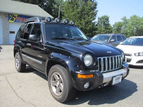 2004 Jeep Liberty for sale in Bloomingdale, NJ