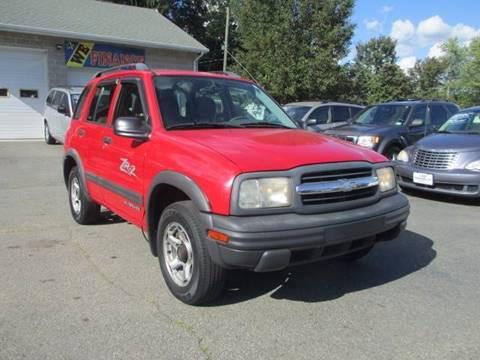 2001 Chevrolet Tracker for sale in Bloomingdale, NJ