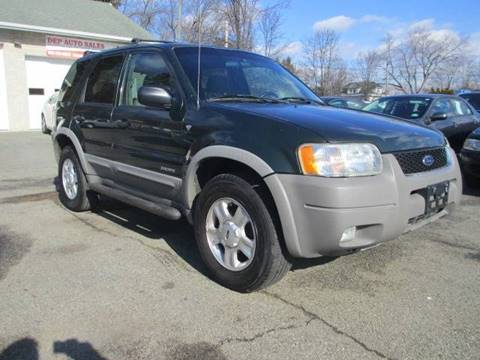 2002 Ford Escape for sale in Bloomingdale, NJ