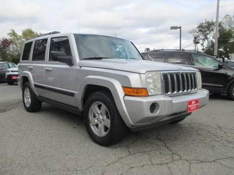2007 Jeep Commander for sale in Bloomingdale, NJ