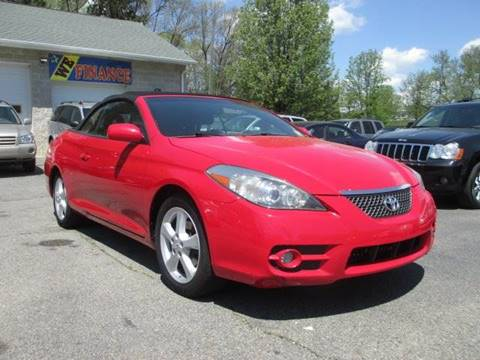 2007 Toyota Camry Solara for sale in Bloomingdale, NJ