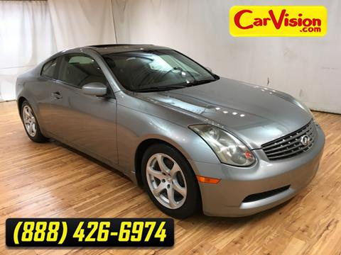 2005 Infiniti G35 for sale in Norristown, PA
