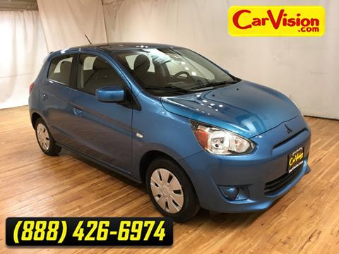 2015 Mitsubishi Mirage for sale in Norristown, PA