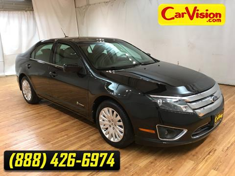2010 Ford Fusion Hybrid for sale in Norristown, PA