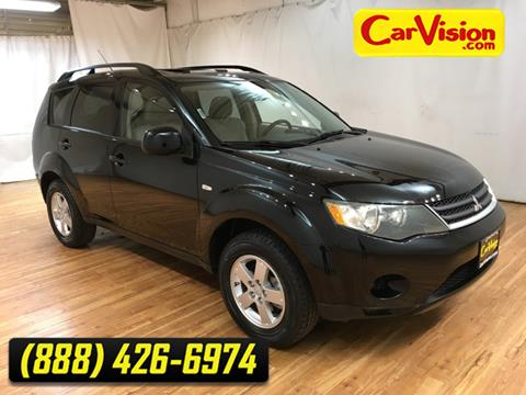 2007 Mitsubishi Outlander for sale in Norristown, PA