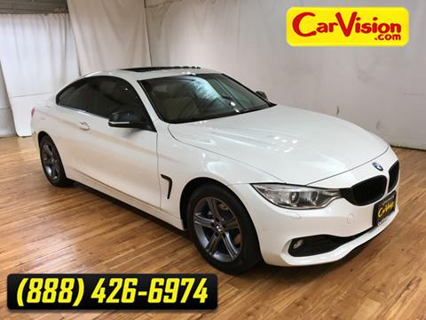 2014 BMW 4 Series for sale at Car Vision in Norristown PA