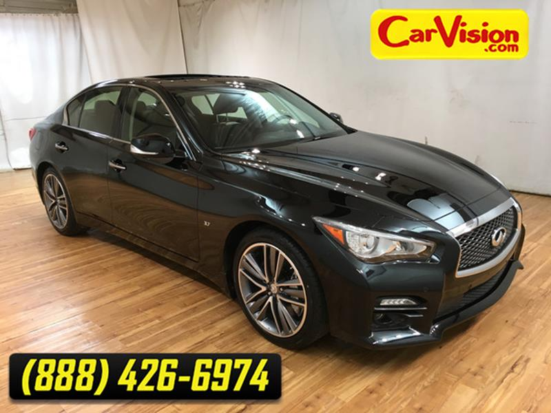 2014 Infiniti Q50 for sale at Car Vision in Norristown PA