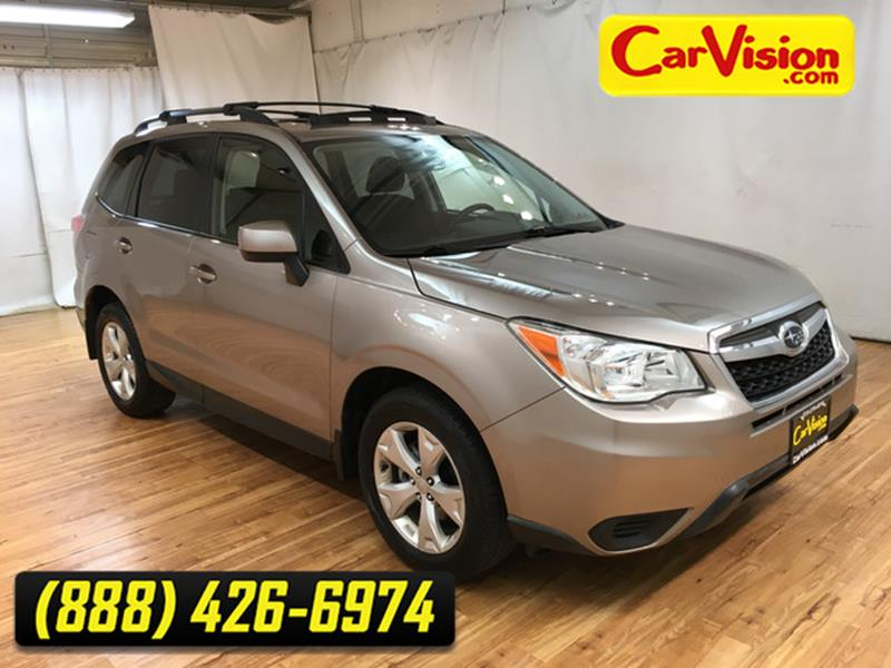 2014 Subaru Forester for sale at Car Vision in Norristown PA