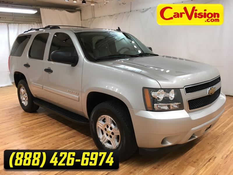 2007 Chevrolet Tahoe for sale at Car Vision in Norristown PA