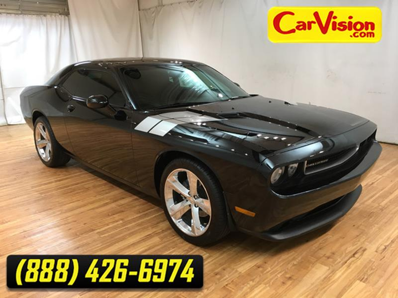 2012 Dodge Challenger for sale at Car Vision in Norristown PA
